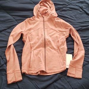 Hooded define jacket nulu..